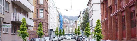 Wanderbaumallee Stuttgart